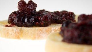 Molecular gastronomy - Quick & Easy jam