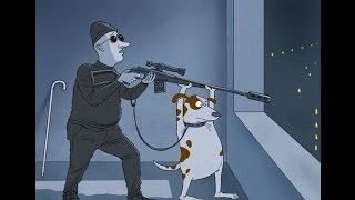 Неудачи на охоте - Слепой охотник на охоте, неудачная охота, приколы, видео подборка