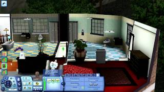 Let's Play The Sims 3 Ambitions and Late Night - Part 7