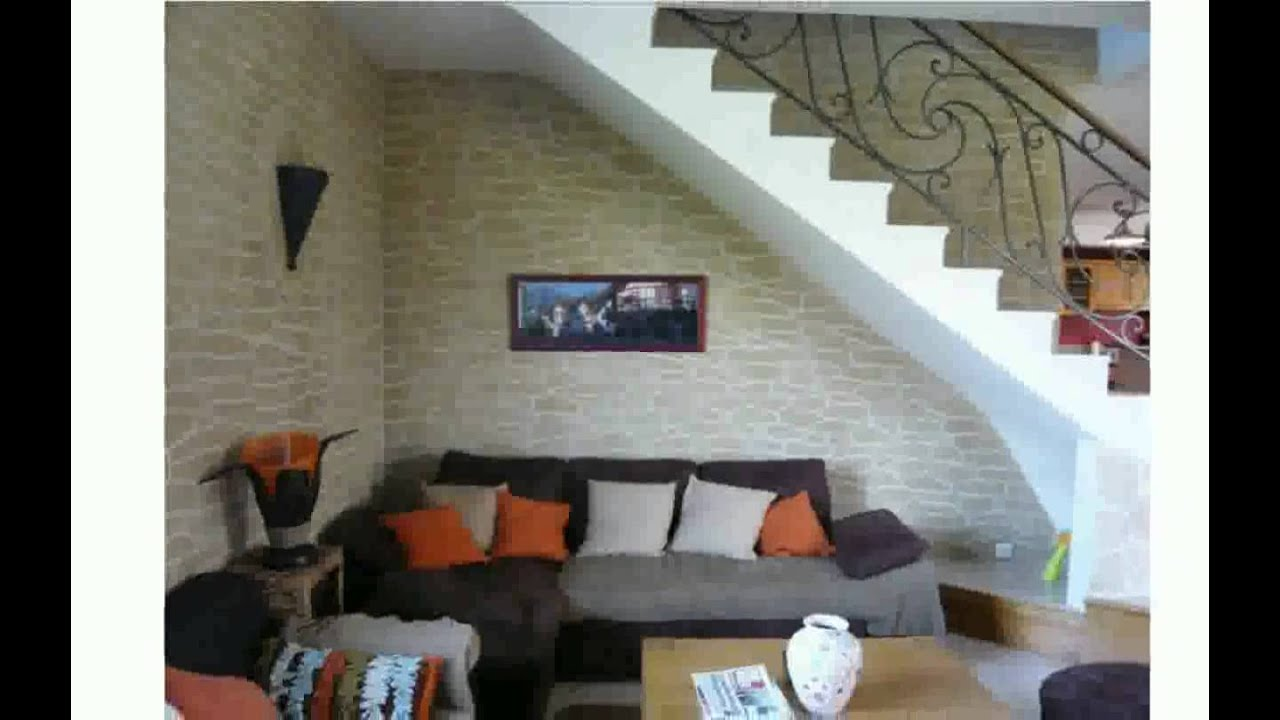 Decoration maison interieur youtube for Peinture design interieur