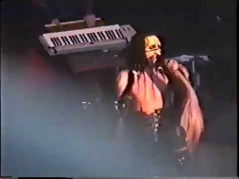 Marilyn Manson Ozzfest 2001