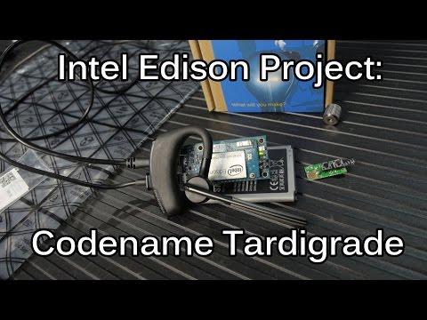 Intel Edison: Yocto Linux & Personal Area Network Server