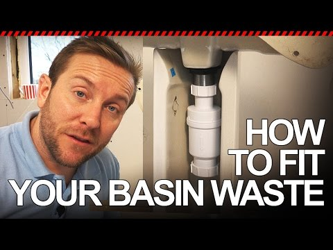 how-to-fit-basin-waste-valve---plumbing-tips