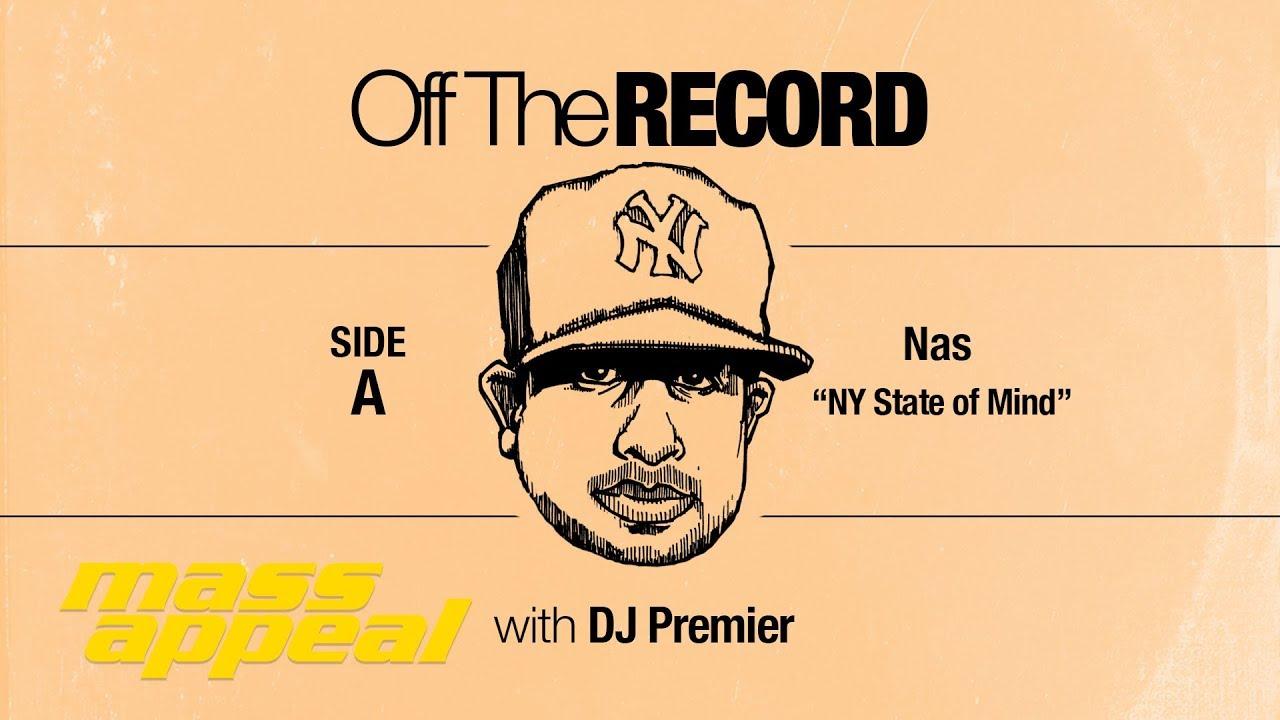 DJ Premier On Nas Choosing Samples For Illmatic Video