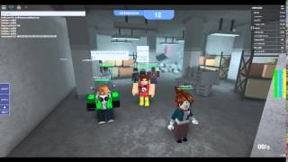 Roblox |Patient Zero| |Episode 2|