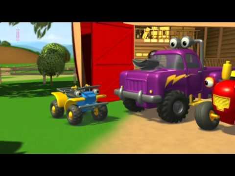 Traktor Tom - A vadkacsák letöltés