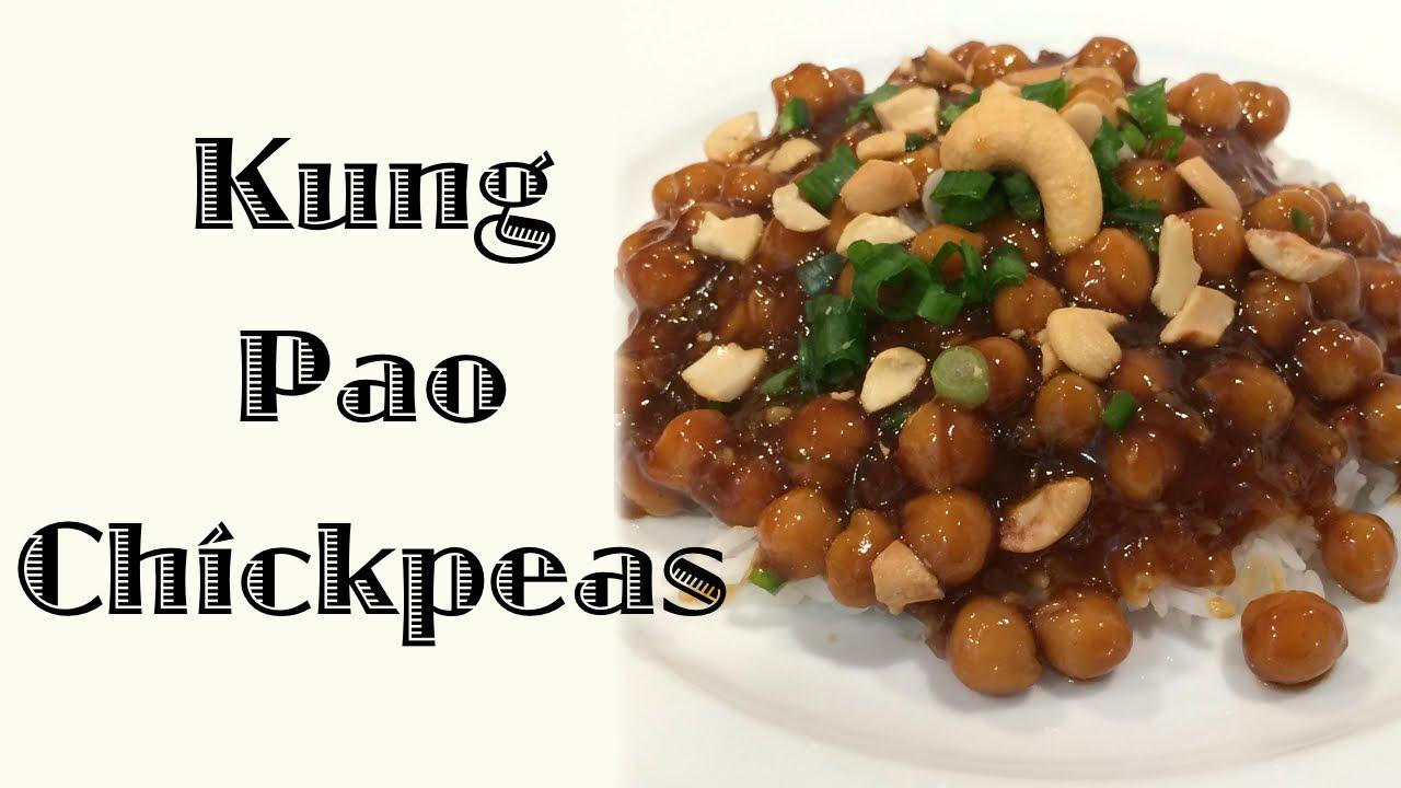 Kung Pao ChickpeasYouTube