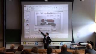 Dipl. Inf. Sebastian Schreiber: Live Hacking - so brechen Hacker in IT-Netze ein