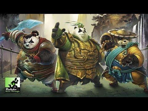Way of the Panda Gameplay Runthrough