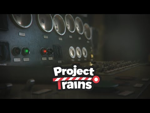Project Trains: Traffic Control Teaser
