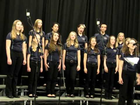 """may 2014 Monument Academy Advanced Choir Billy Joel """"For the Longest Time"""""""