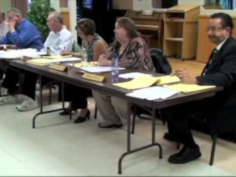 Medford Housing Authority Board Meeting Part1 from the film McGLYNNGATE