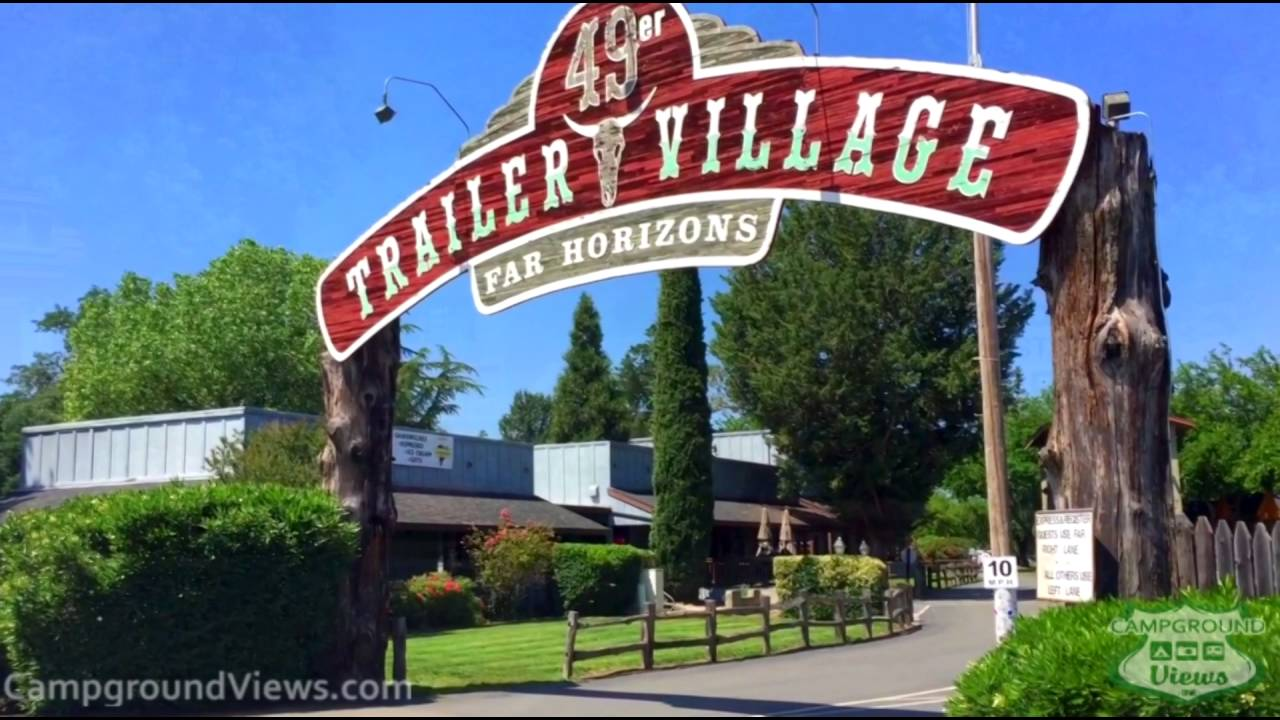 Far Horizons 49er Village Rv Resort Plymouth California Ca