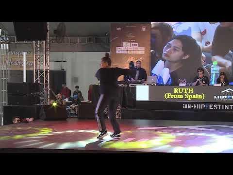 Lim Kah Sing (Singapore) – Ruth (Spain)