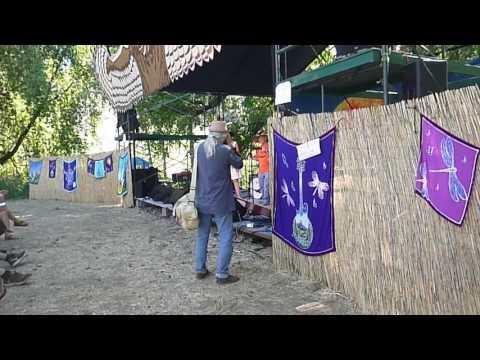 Kate wolf music festival volunteer