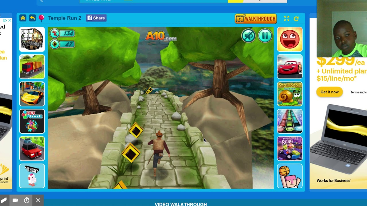 Play Temple Run 2 Online For Free! – uFreeGames.Com