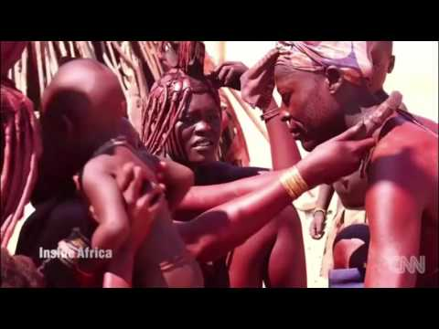 CNN Inside Africa - The Himba