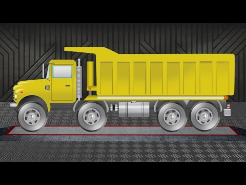 Gravel Truck   Construction Vehicles   Formation ANd Uses