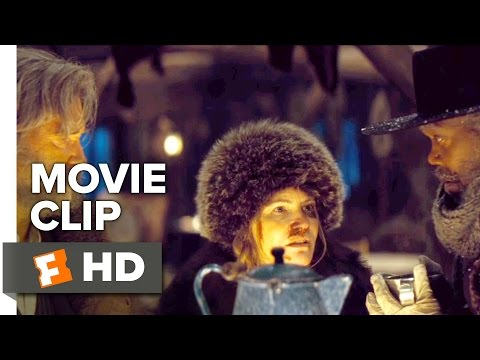 The Hateful Eight Movie CLIP - In Cahoots (2015) - Samuel L. Jackson, Kurt Russell Movie HD