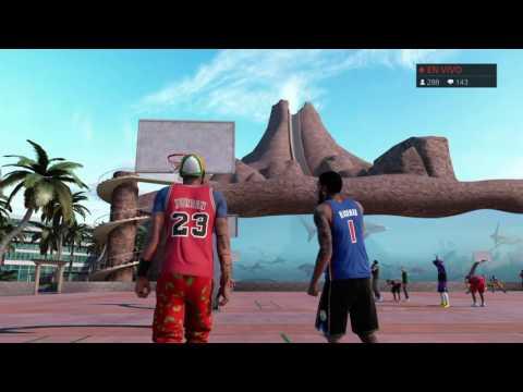 NBA 2K16 | Parqueada