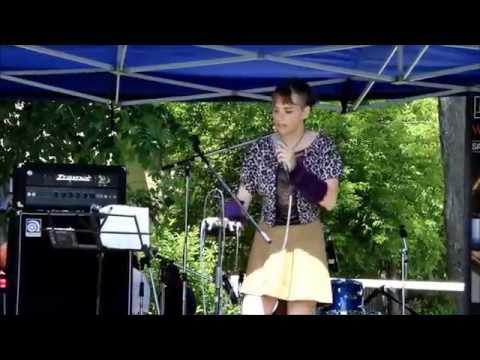 Ro Randall @ the Markham Village Music Festival, June 20, 2015