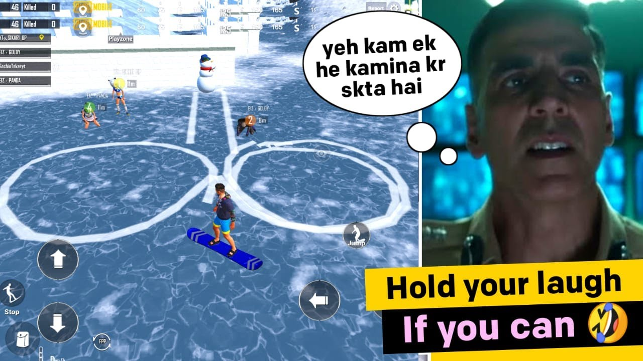 COUNT HOW MANY TIMES YOU LAUGH 😂🔥 WHILE WATCHING THESE PUBG MOBILE FUNNY MOMENTS