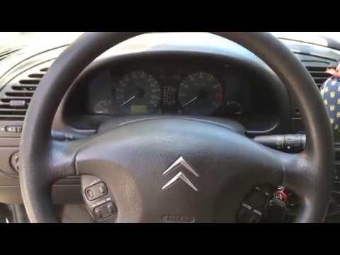 Ремонт переключателя поворотов на Citroen Xsara