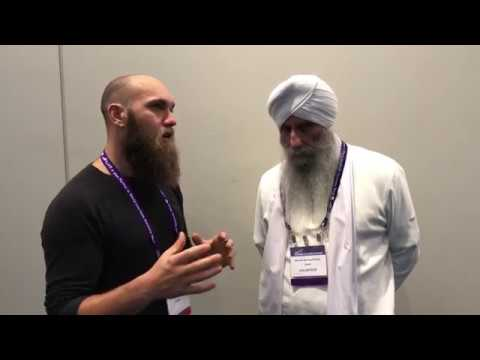 Sikh Faith Explained by Hari Nam Singh Khalsa at the Parliament of World Religions 2018