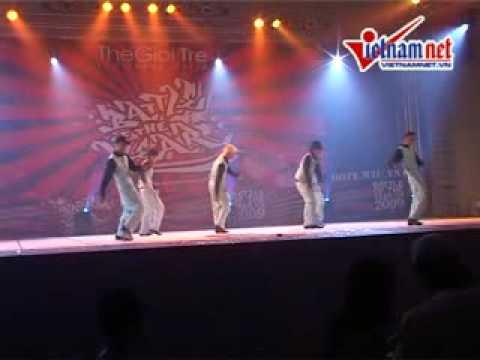 Sức hút mê hoặc của những điệu nhảy Breakdance