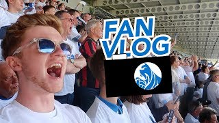 🎉 PARTY ATMOSPHERE! FAN VLOG: Huddersfield Town vs Arsenal
