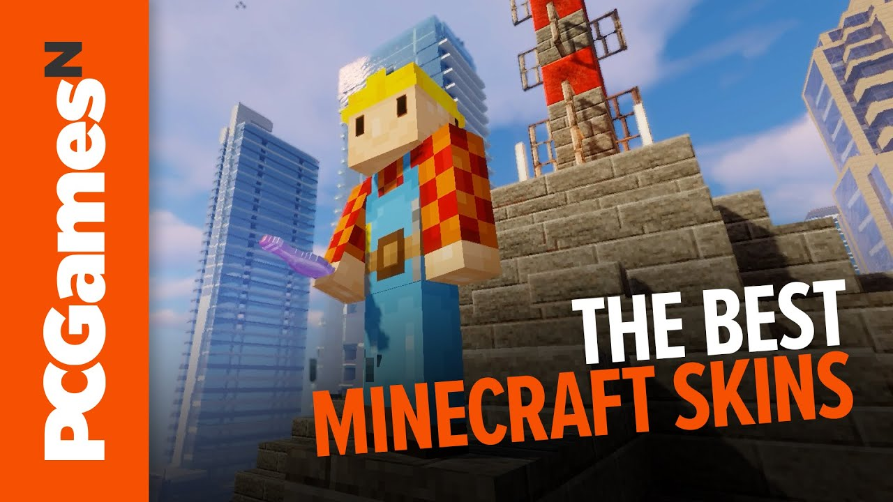 Cool Minecraft Skins Pcgamesn