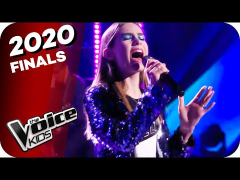 Sia Titanium Leroy The Voice Kids 2020 Finale Youtube