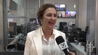 Informações sobre motociclistas: Alessandra Lucchesi se envolve em campanha de segurança no trânsito