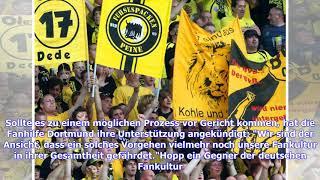 Bundesliga: Wegen Hopp: Ermittlungen gegen BVB-Fans
