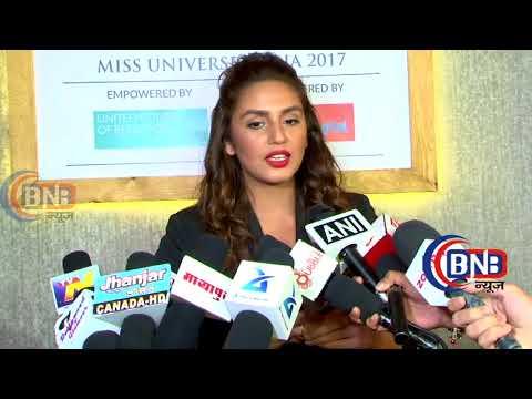 Larra Dutta & New Actress Huma Qureshi  At...