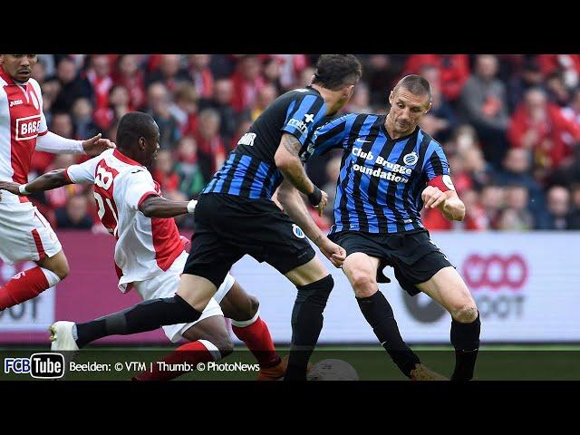 2014-2015 - Jupiler Pro League - PlayOff 1 - 06. Standard - Club Brugge 1-0