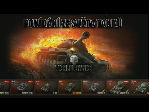 World of Tanks CZ - patch 9.17.1
