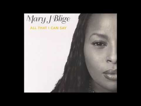 Mary J. Blige-All That I Can Say(Full Album Version)