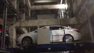 видео Автоматизированнные парковочные системы