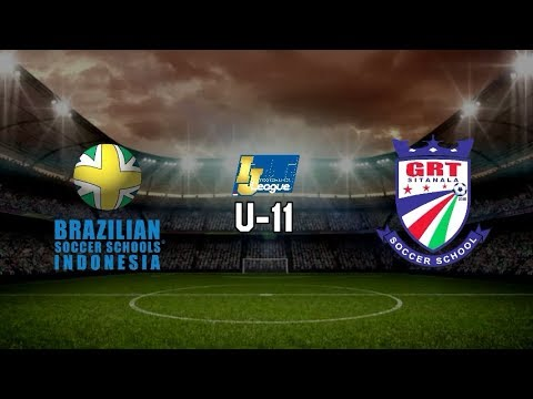 Brazillian Soccer vs GRT Sitanala SS [Indonesia Junior League 2019] [U-11] 14-4-2019
