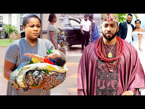 HOW THE RICH HANDSOME PRINCE FELL IN LOVE WITH A POOR SINGLE MOTHER FULL MOVIE (Fredrick/ Uju Okoli)