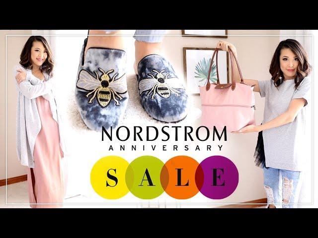 NORDSTROM ANNIVERSARY SALE HAUL || Jen Chae