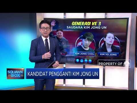 Inilah Kandidat Pengganti Kim Jong Un