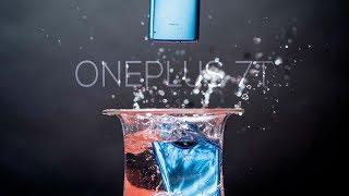 OnePlus 7T is Water Resistant!? // 30 Mins Under Water!