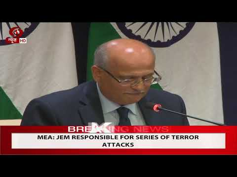 India has struck biggest Jaish-e-Mohammed training camp in Balakot - Foreign Secretary
