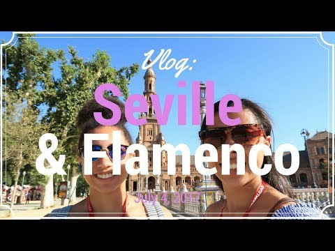 SPAIN TRIP DAY 4: Seville