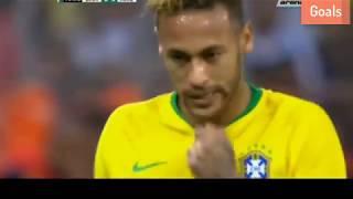 Brasil vs Argentina Super-clasico 17/10/2018 highlights HD