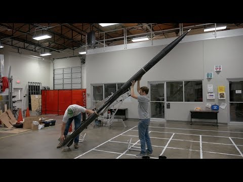 Building a massive supersonic 2 stage rocket