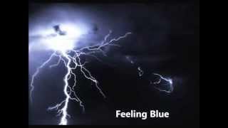 Uptempo blues/rock song 'Feeling Blue' by Matt Seymour
