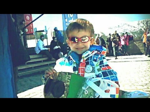 Snowboard video 🏂 | Tiago | 3 Years Old | Andorra 2016❄ | Just AWESOME🤘🤘🤘!!!!!
